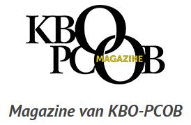 Verschijningsdata Magazine KBO-PCOB
