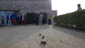 Jeu de boules @ de Buun | Well | Limburg | Nederland