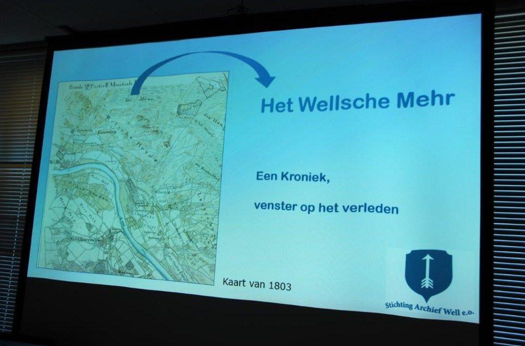'Het Wellsche Mehr'