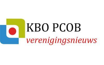 KBO-PCOB Verenigingsnieuws |7 mei 2021