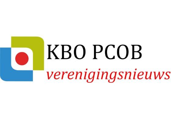 KBO-PCOB Verenigingsnieuws januari 2021